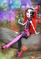 Кукла монстер хай Оперетта (Operetta) Монстрические мутации - Freaky Fusion