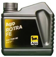 Масло трансмиссионное AGIP ROTRA FE 75W-80 GL-4+ 1L