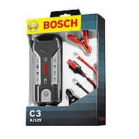 Зарядное устройство Bosch C3 018999903M для АКБ 6-12 V до 120 а/ч для автомобильных аккумуляторов.