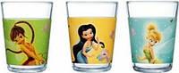 Luminarc Disney Fairies набор стаканов низких 3 штуки Arc Н5836