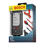 Зарядное устройство Bosch C7 018999907M для АКБ 12-24 V до 230 а/ч для автомобильных аккумуляторов.