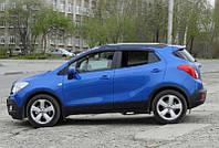 Ветровики на Opel Mokka 2012