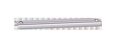 Планка для крепления головок 1/4' L=200 мм (Без клипс)  KINGTONY 870208