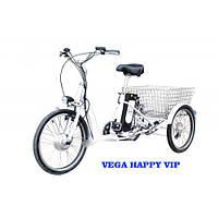 Электровелосипед VEGA HAPPY VIP - Новинка