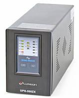 Luxeon UPS-500ZX 500ВА\Синус\ИБП\стаб источник бесперебойного питания для котлов