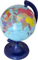 Глобус  9 см политический арт. 1000095