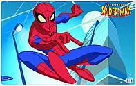 "Kite Подложка настольная ""Spider-Man"" 60*40см арт.SM12-212"