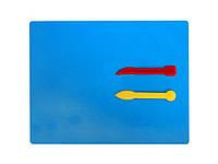Доска для пластилина А4 (250*190 мм)2 стека арт. 10789