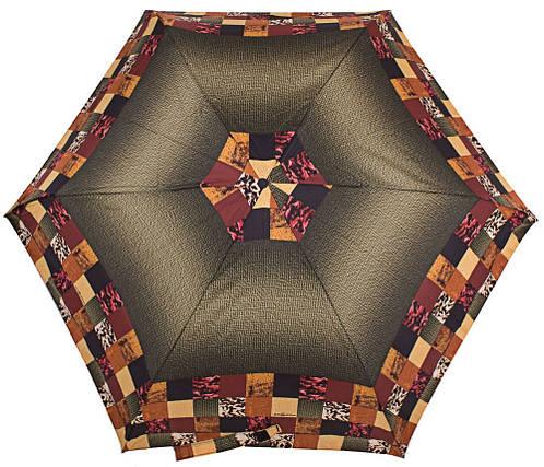 Зонт женский облегченный компактный механический ZEST (ЗЕСТ) Z53568-8