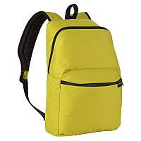 Рюкзак желтый городской  (легкий,17л)