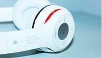 Беспроводные Bluetooth наушники White TM-012S + Гарнитура