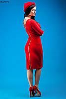 Платье женское сзади молния № 272 н.м