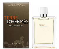 """Мужская туалетная водa """"Hermes Terre d'Hermes Eau Tres Fraiche"""" обьем 125 мл"""
