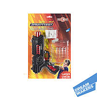 Игрушечный пистолет «Защитник» П3К–15 Миссия