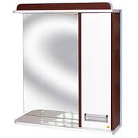 Зеркало для ванной комнаты модель з1 45см венге
