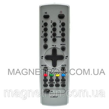 Пульт ДУ для телевизора Daewoo R-49C07, фото 2