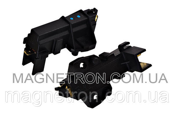 Щетки двигателя (2 шт) для стиральных машин Candy Type R 92126721, фото 2