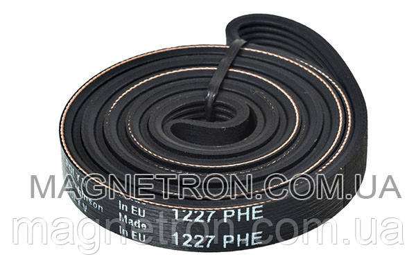 Ремень для стиральных машин PHE 1227H6, фото 2