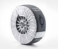 Чехлы для хранения колес Audi (4 шт.) до R18