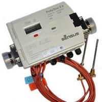 Счетчик тепла SENSUS PolluStat EX 20-2,5 Ду20 ультразвуковой, PN 16  муфта (Словакия-Германия)