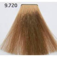 Стойкая краска для волос № 9.720 - Очень светлый коричнево-фиолетовый блондин Nouvelle Smart