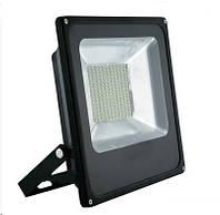 Прожектор светодиодный плоский slim SMD LED 10w 6500K IP65 LedEX Premium