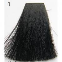 Стойкая краска для волос № 1 - Черный Nouvelle Smart 60 мл