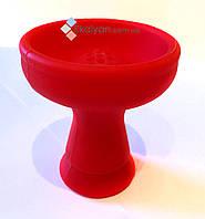 Чаша для кальяна силикон (глубина 1.9 см), большая
