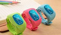 Детские Часы - Телефон с gps трекером. Q 50
