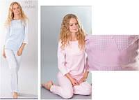 Пижама подростковая для девочки WIKTORIA W31