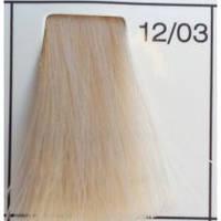 Краска для волос 12/03 - Натуральный золотистый специальный блондин Trinity 90 мл