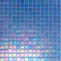 """Стеклянная мозаика Eco-mosaic серия """"Перламутр"""" 2х2см IA305"""