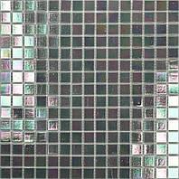 """Стеклянная мозаика Eco-mosaic серия """"Перламутр"""" 2х2см IA202"""