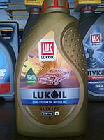 Лукойл Люкс LPG 10w40 (1 литр) для авто на газу! ГБО