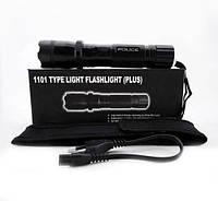 Фонарь - электрошокер Police BL-1101  2 в 1