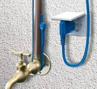 Кабель c (термоограничителем)  для защиты труб от замерзания