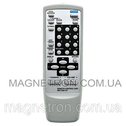 Пульт ДУ для телевизора JVC RM-C364GY, фото 2