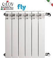 Алюминиевый радиатор Fly 500 16 bar, SIRA (Италия)