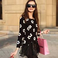 Очень стильное и необычное платье-туника
