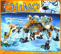 Конструктор Bela аналог LEGO Chima 414 деталей арт. 10293
