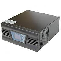 Luxeon UPS-500ZD 600BA\Синус\ИБП\стаб.\LCD источник бесперебойного питания
