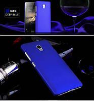 Пластиковый чехол для Lenovo VIBE P1 синий