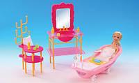 """Мебель для кукол """"Ванная комната"""" 2913"""