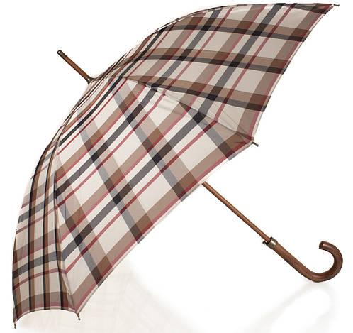 Зонт-трость женский полуавтомат Zest Z51652-4
