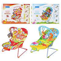 """Детское кресло-качалка шезлонг """"Бэмби"""""""