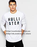 Мужской лонгслив Hollister