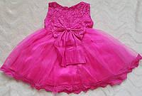 Нарядное платье для девочки с 2 до 5 лет