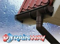 Водостоки (трубы, желоба, воронки)  Rainway