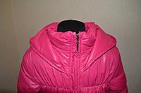 Куртка розовая весенне-осенняя на девочку