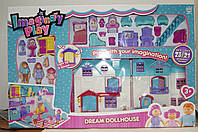 """Игровой набор для девочек """"Кукольный домик мечты"""" /Dream Dollhouse"""